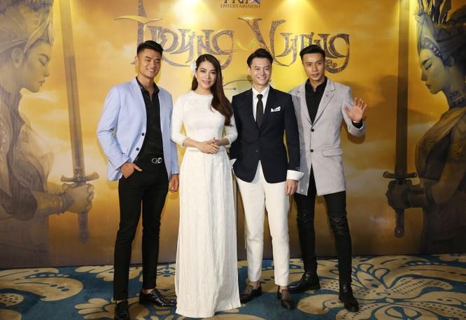 Phim về Hai Bà Trưng sẽ đưa sử Việt ra thế giới ảnh 9
