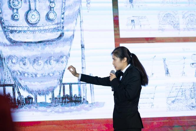 Janet Ngô nói về tâm huyết