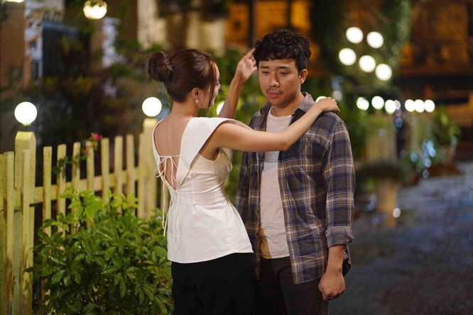 Diễn viên Ninh Dương Lan Ngọc và Trấn Thành được khen ngợi diễn xuất
