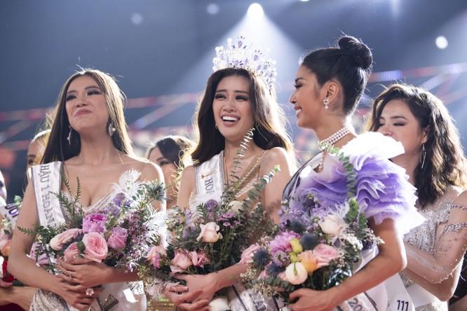 Nguyễn Trần Khánh Vân đăng quang Hoa hậu Hoàn vũ Việt Nam 2019 ảnh 4