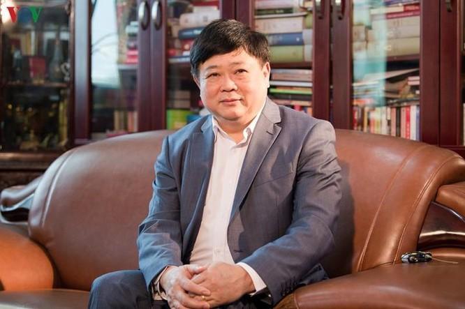 PGS.TS Nguyễn Thế Kỷ có nhiều đầu sách đã xuất bản