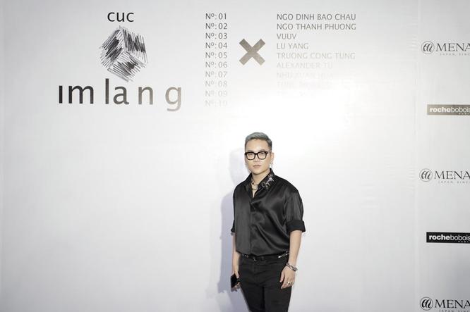 Nhà thiết kế Chung Thanh Phong