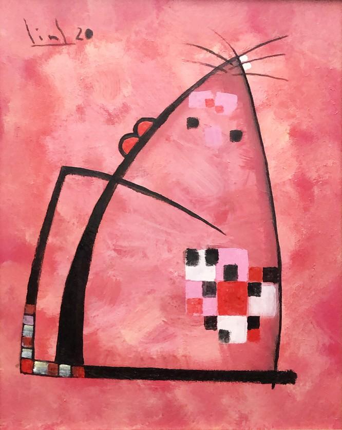 Tào Linh - họa sĩ tuổi Canh Tý kể chuyện vẽ tranh chuột ảnh 15