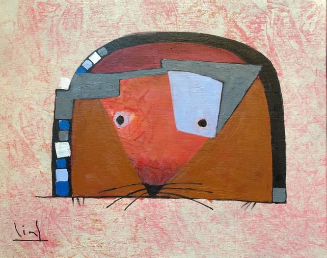 Tào Linh - họa sĩ tuổi Canh Tý kể chuyện vẽ tranh chuột ảnh 9