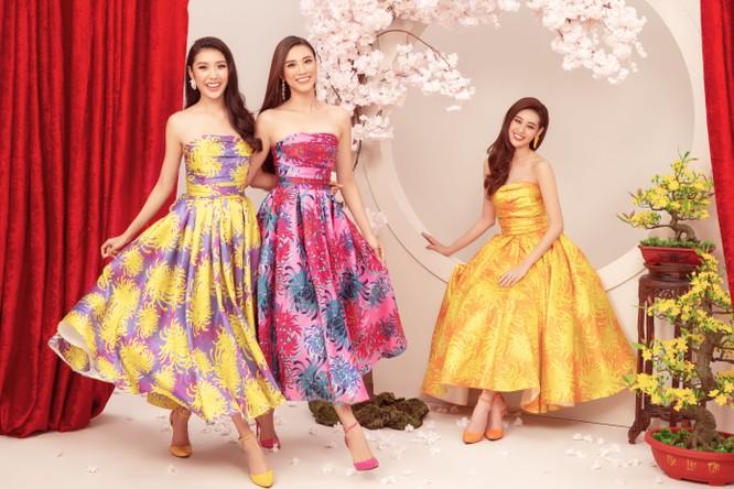 Top 3 Hoa hậu Hoàn vũ Việt Nam 2019