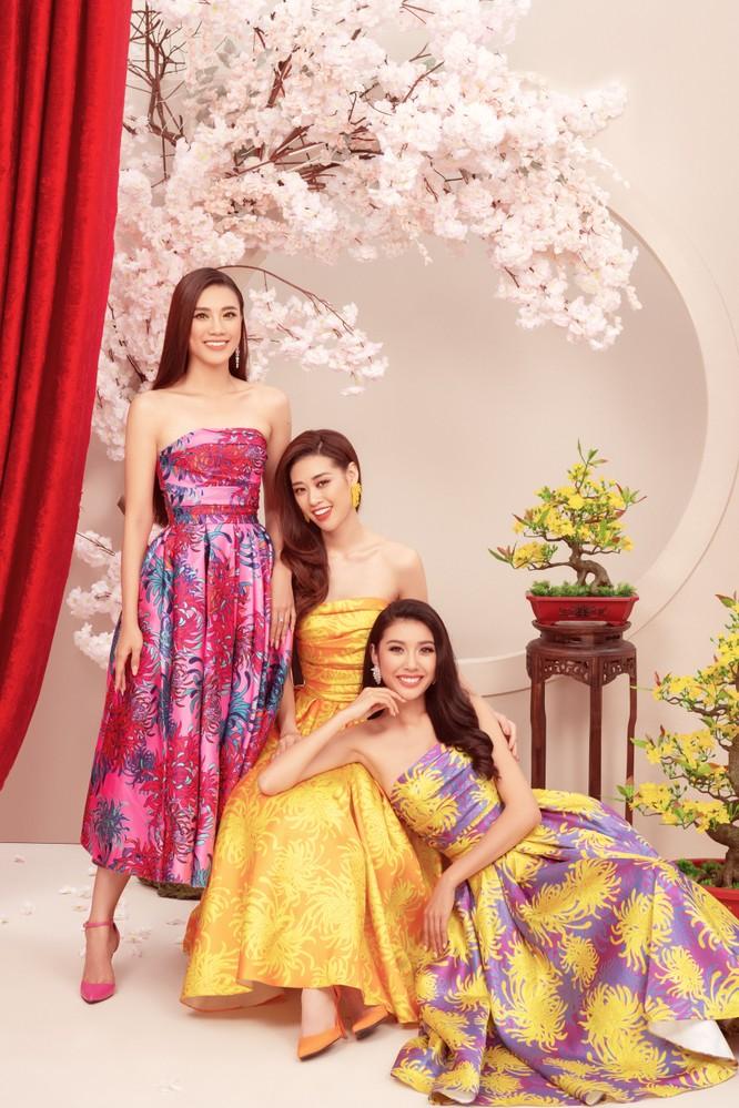 Nghe Hoa hậu, Á hậu chúc mừng năm mới Canh Tý 2020 ảnh 9