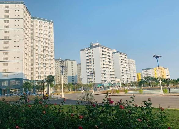 KTX ĐHQG TP.HCM thành cơ sở lưu trú cách ly (Ảnh: Thanh Tùy)