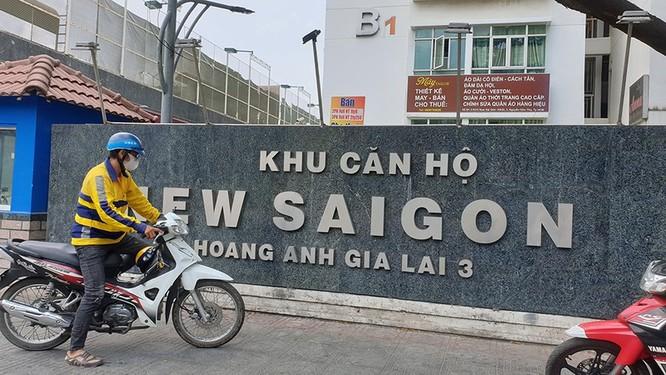 Chung cư New Sài Gòn (Ảnh: N.T)