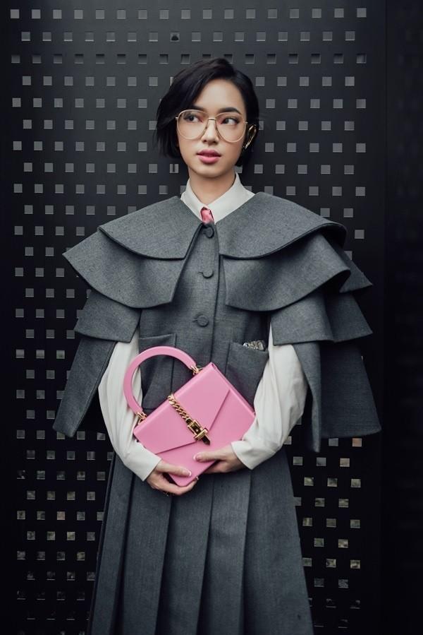 Fashionista Châu Bùi bật mí về nỗi sợ khi bị đi cách ly vì COVID-19 ảnh 2
