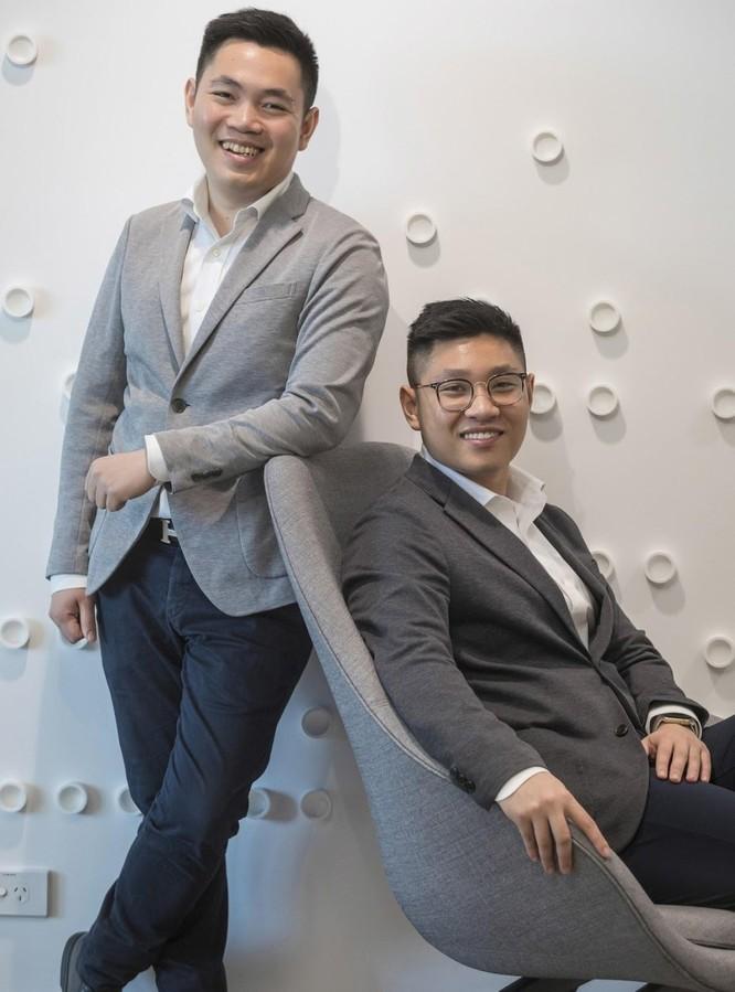 Hai anh em gốc Việt nổi đình đám ở Úc với startup chẩn đoán bệnh bằng AI ảnh 1
