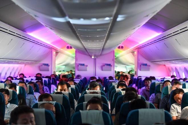 Chiếc máy bay chở bệnh nhân 91 hồi hương hiện đại như thế nào? ảnh 2