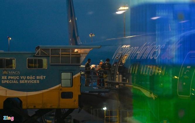 Chiếc máy bay chở bệnh nhân 91 hồi hương hiện đại như thế nào? ảnh 3