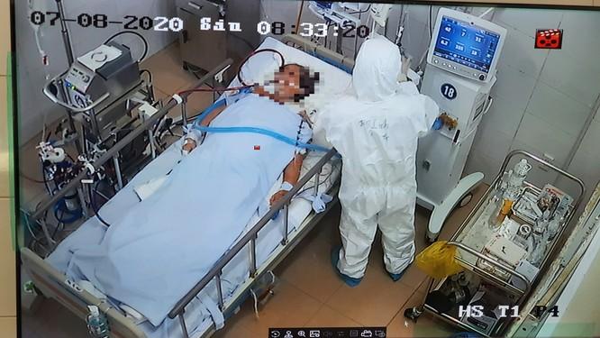 Điều trị BN nặng COVID-19 tại tâm dịch Đà Nẵng