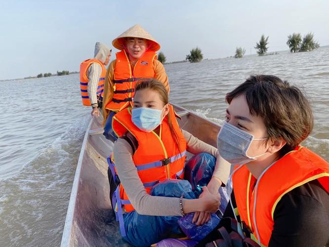 Sao Việt yên tâm làm từ thiện cứu trợ miền Trung, không phạm luật ảnh 7