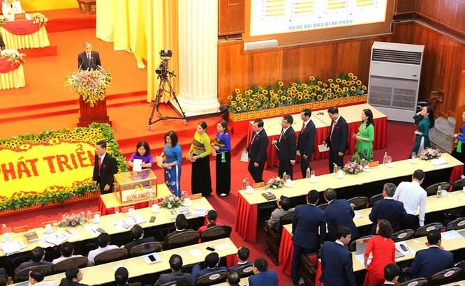 Ban chấp hành Đảng bộ tỉnh Thanh Hóa nhiệm kỳ mới có 65 người ảnh 2