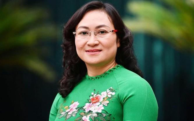 Ông Lê Hoà Bình và bà Phan Thị Thắng chính thức trở thành Phó Chủ tịch UBND TP.HCM ảnh 1