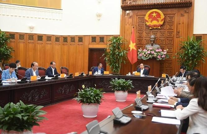 Thủ tướng Nguyễn Xuân Phúc: Va chạm mạnh thúc đẩy phát triển ảnh 1