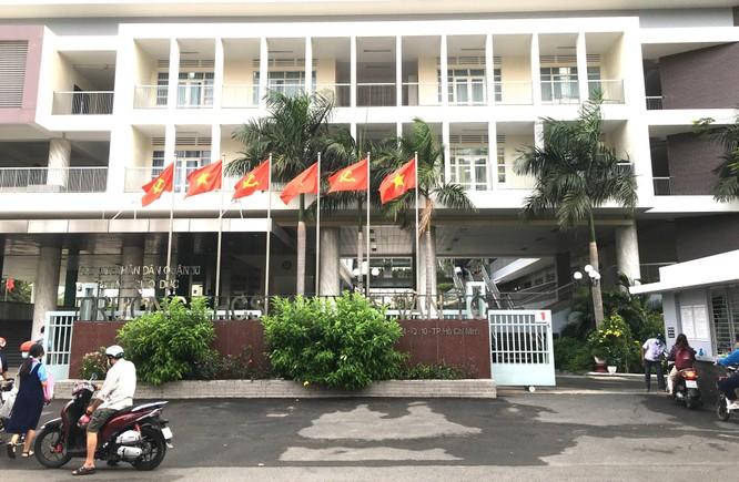 BV Nhi Đồng 1 thông tin về hai nạn nhân vụ bạo hành tại trường THCS Nguyễn Văn Tố ảnh 1