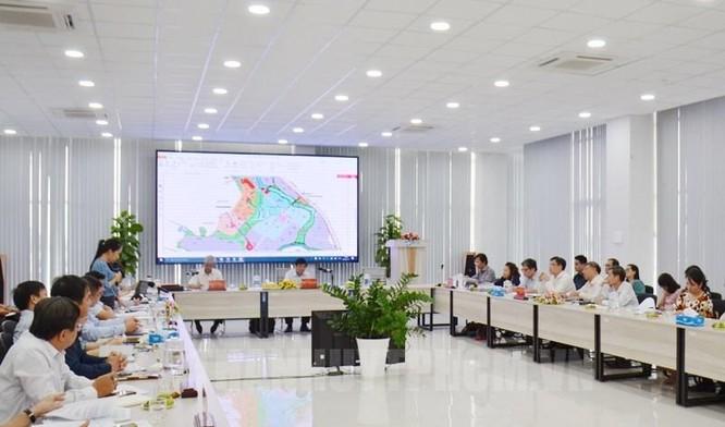 Ông Nguyễn Thành Phong: Khu công nghệ cao TP.HCM phải đi đầu trong chuyển đổi số ảnh 1