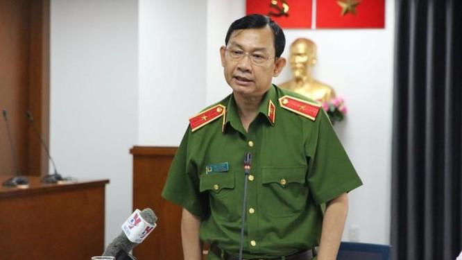 """Công an TP.HCM chính thức thông tin vụ bắt youtuber Lê Chí Thành tự xưng """"giám sát"""" CSGT ảnh 1"""