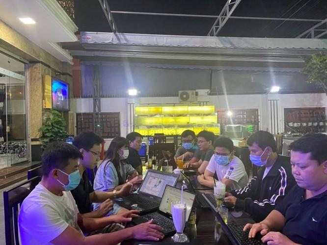"""Thiết lập """"lá chắn"""" COVID-19 tại Hà Tiên, Kiên Giang ảnh 1"""