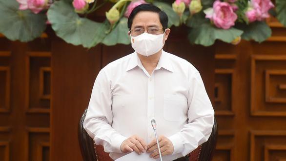Thủ tướng chỉ đạo xử lý nghiêm vi phạm dẫn tới lây nhiễm COVID-19 ở Hà Nam ảnh 1