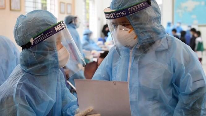 TP.HCM khẩn trương truy vết 2 ca tái dương tính sau khi hết thời hạn cách ly ảnh 1