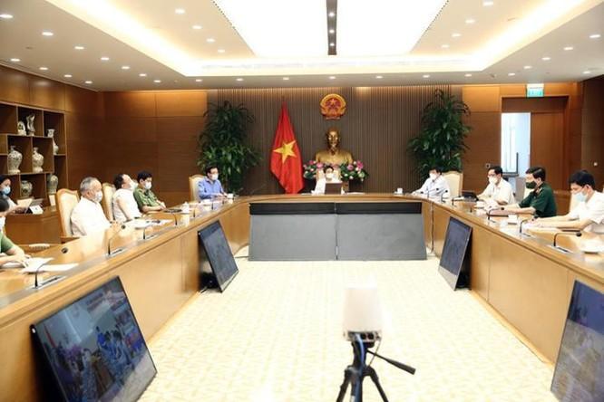 Thủ tướng Phạm Minh Chính họp khẩn với 6 tỉnh biên giới Tây Nam ảnh 2