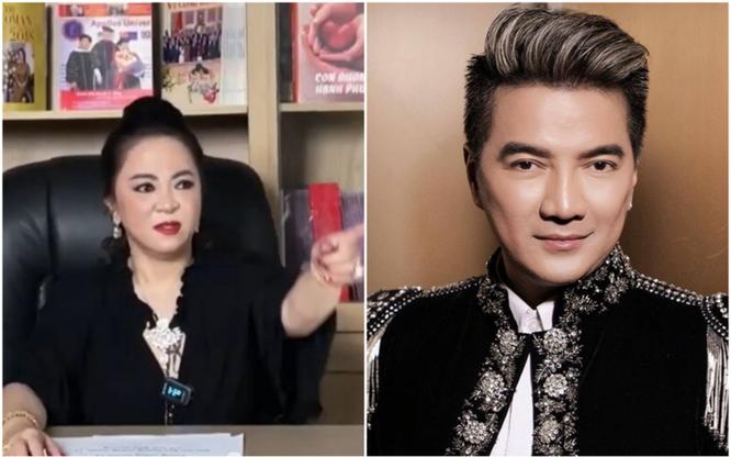 """""""Khẩu chiến"""" của bà Phương Hằng với nghệ sĩ chưa có dấu hiệu dừng ảnh 2"""