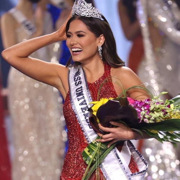 Tân Hoa hậu Hoàn vũ Thế giới 2021 đăng quang giữa đại dịch ảnh 1