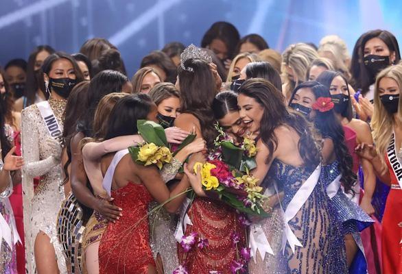 Tân Hoa hậu Hoàn vũ Thế giới 2021 đăng quang giữa đại dịch ảnh 3