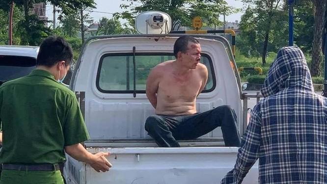 Đại uý Công an vô cảm để lái xe taxi vật lộn với tên cướp bị kỷ luật ảnh 2