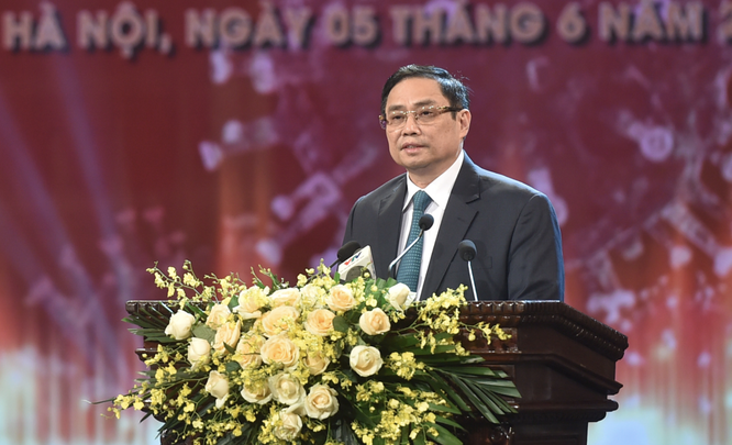 Xúc động tấm lòng Việt Nam: Gần 6.000 tỉ đồng cho Quỹ vaccine COVID-19 ảnh 2