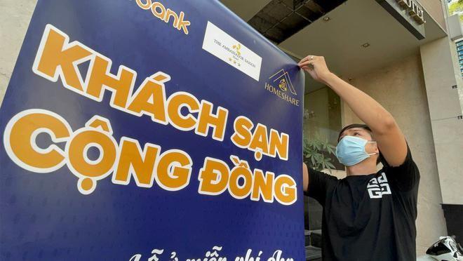 TP.HCM: Trên 35.600 bệnh nhân, có khách sạn cộng đồng miễn phí cho tuyến đầu ảnh 2