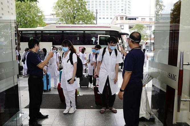 TP.HCM: Trên 35.600 bệnh nhân, có khách sạn cộng đồng miễn phí cho tuyến đầu ảnh 1