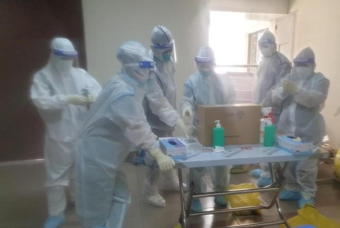 TP.HCM: Hàng ngàn bệnh nhân COVID-19 được xuất viện mỗi ngày ảnh 2