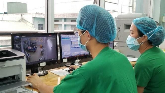 TP.HCM: Hàng ngàn bệnh nhân COVID-19 được xuất viện mỗi ngày ảnh 5