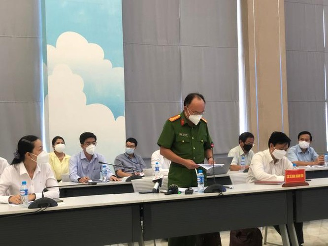 Công an Bình Dương thông tin bước đầu điều tra vụ tử vong sau khi đến 5 cơ sở y tế ảnh 1