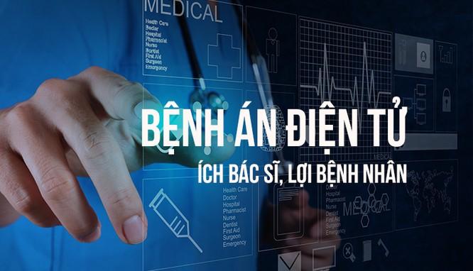 Bộ Y tế đề xuất thí điểm bệnh án điện tử