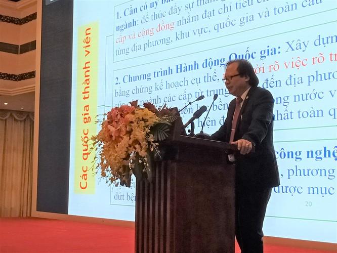 PGS.TS Nguyễn Viết Nhung, Giám đốc Bệnh viện Phổi T.Ư chia sẻ về bệnh lao