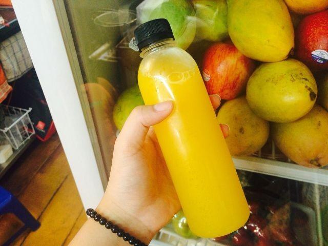 Vô vàn lợi ích cho cơ thể chỉ với một ly nước ép dứa ảnh 1