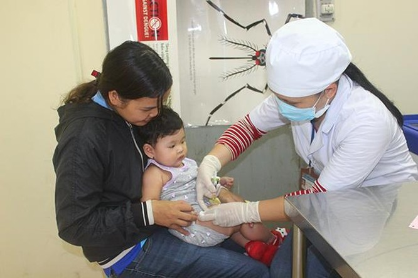 Viêm não Nhật Bản vào mùa, 12 trẻ nhập viện cấp cứu ảnh 2