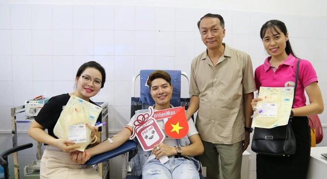 Hà Nội: Khai trương điểm hiến máu cố định đầu tiên ảnh 2