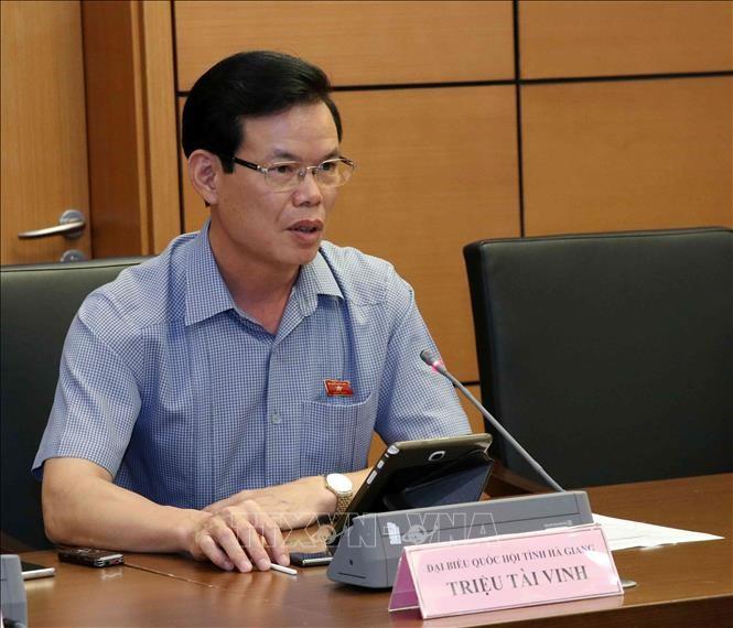 Ông Triệu Tài Vinh từ Hà Giang về giữ chức Phó Trưởng ban Kinh tế Trung ương ảnh 1
