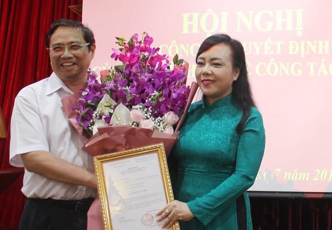 Bộ trưởng Bộ Y tế kiêm chức Trưởng ban Bảo vệ, chăm sóc sức khỏe cán bộ Trung ương ảnh 1
