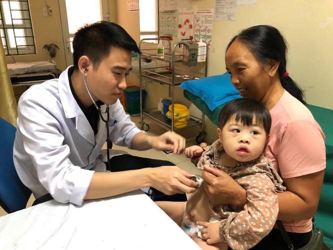 Khám sàng lọc tim bẩm sinh miễn phí cho trẻ em Lai Châu ảnh 1