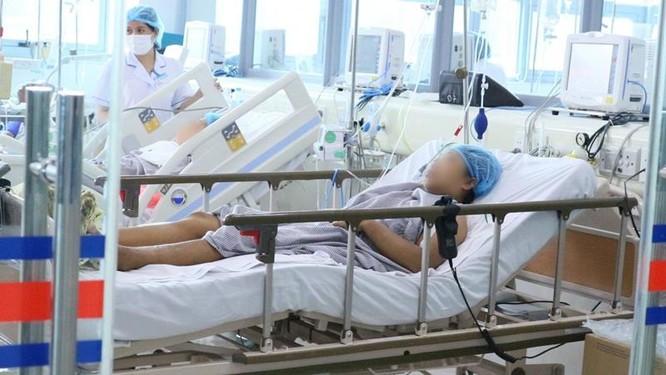 Vụ 6 bệnh nhân bị sốc khi chạy thận tại Nghệ An: ảnh 1