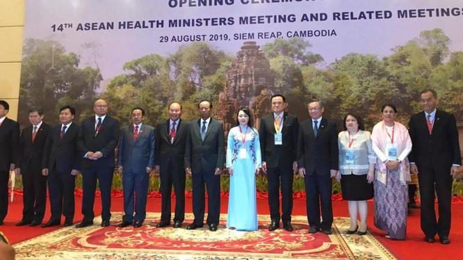 Việt Nam đề xuất 2 hướng hợp tác trong ASEAN để chống thuốc giả ảnh 1