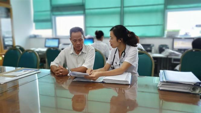 Chữa căn bệnh phổi nguy hiểm bằng tế bào gốc tự thân ảnh 1
