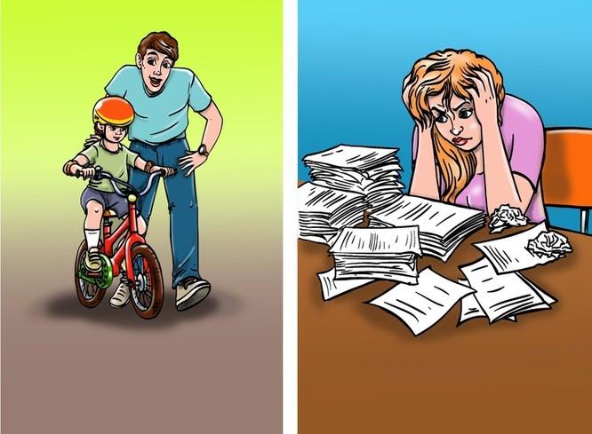 Hóa ra có 3 mức độ stress, chỉ một trong số đó gây hại cho sức khỏe ảnh 1